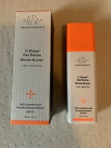 DRUNK ELEPHANT C-Firma Day Serum Full Size 30ml 1oz NIB