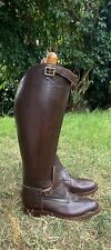 Superb Polo Boots Approx Size 9 Large Calf