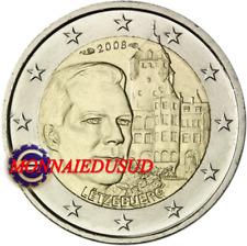 2 Euro Commémorative Luxembourg 2008 - Chateau de Berg