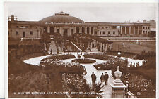 Somerset Postcard - Winter Gardens and Pavilion - Weston-super-Mare - RP BE264