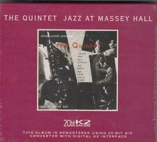 The Quintet-Jazz at Massey Hall (20 bit k2 CD 2002) NUOVO/SEALED!!!