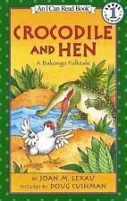 Crocodile and Hen: A Bakongo Folktale (I Can Read Book 1) by Lexau, Joan M., Goo