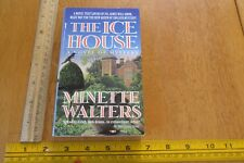Mystery Paperback Minette Walters: The Ice House. St. Martin's