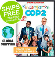 Kindergarten Cop 2 (DVD, 2016) NEW, Dolph Lundgren, Darla Taylor, Bill Bellamy