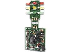 Velleman MK131 Miniature LED Traffic Light Kit Electronics Hobby Assembly Solder