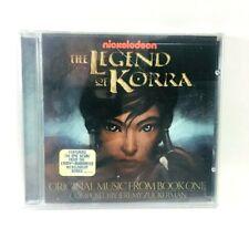 The Legend Of Korra CD Original Music From Book One Score Avatar Last Airbender