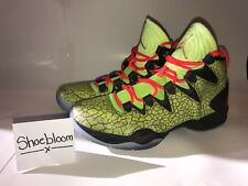Jordan 28 XX8 SE Russell Westbrook RW ASG All Star Gumbo PE Size 10.5 100% Auth