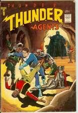 THUNDER AGENTS #4 3.5