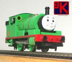 Hornby R350 Used 6 'Percy' Green 0-4-0ST Loco 00 Gauge from Thomas and Friends