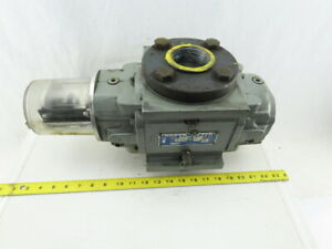 Root Dresser 3M175 175PSIG 3000CFH Rotary Gas Meter W/3M Readout