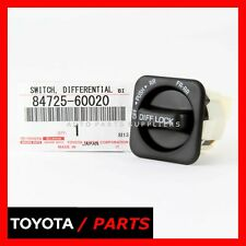 FACTORY LEXUS LX450 TOYOTA LAND CRUISER DIFFERENTIAL SWITCH  84725-60020 OEM