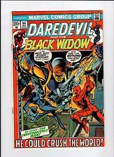 Marvel Daredevil #94 1972 Vg Vintage Comic