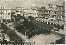 LIDO DI ROMA - PIAZZA ANCO MARZIO 1949