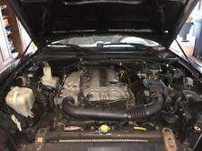 B2Designs Black Hood strut kit. Fits Mazda Miata 1990-1998