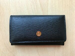 Francois Marot Paris Leather Key Holder