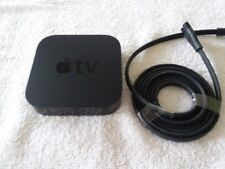 Apple Tv A1469 Smart Media Streaming Player Md199Ll/A w/Power Cord, no remote