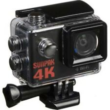 SP-SAFARI 4k/30fps 16MP WiFi Action Camera with mount accssry waterproof 100'