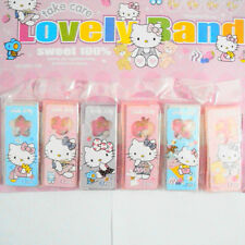 Hello Kitty Band-aid Woundplast Plastic Bandage Case 3 Packs of 15 pcs KK546