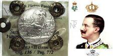 Vittorio Emanuele III (1 Lira 1913) Quadriga veloce