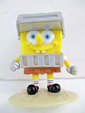 """Viacom Spongebob Squarepants Cake Topper 3"""" Figure  6044"""