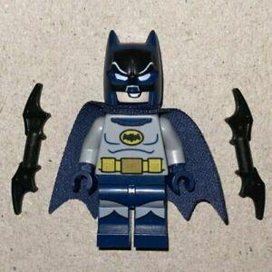 Lego Batman Minifigure Batman Classic TV Series Batmobile 76188 NEW