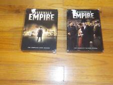 Boardwalk Empire The Complete First & Second Seasons DVD  STEVE BUSCEMI