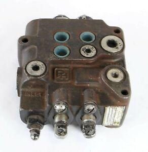 New VDP11DP100 Parker Hannifin 2 Spool Hydraulic Valve 191639