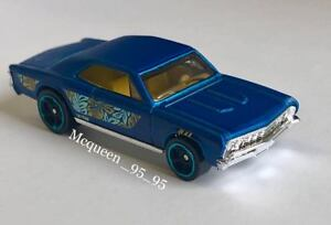 HOT WHEELS 2018 MYSTERY MODELS SERIES 3  '67 CHEVELLE SS 396 ( LOOSE )