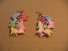 Colorful Butterfly Stud Earrings