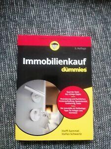 Buch Immobilienkauf für Dummies, 3.Auflage, Neuwertig