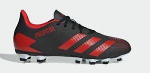 NEW! Men's Adidas Predator 20.4 Flexible Ground Football Boots - Various Sizes