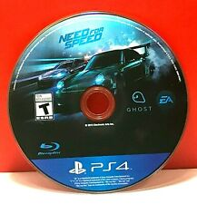 Need for Speed (SONY PlayStation 4, 2015)(DISC ONLY) #20528