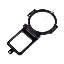 Magnet 58mm Lens Filter Adapter Ring Mount Holder for GoPro Hero 3+ Hero 4 Black