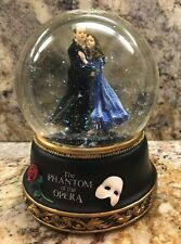 Phantom of the Opera Musical Snow Globe All I Ask of You San Francisco Music Box