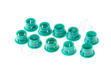 Genuine BMW ROLLS-ROYCE Alpina Hybrid M3 M5 M6 Grommet green 10pcs 51711932996
