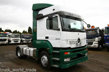 Commercial Tractor Units 6x2 Axel Configuration