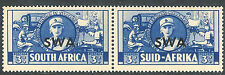 South West Africa 1941 very fine blue 3d mint SG117