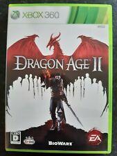 Dragon Age 2 Japanese Xbox 360