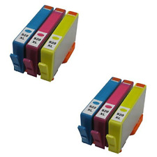 HP 920XL Twin Pack Remanufactured 3 Multi Pack Ink Cartridge (C/M/Y)