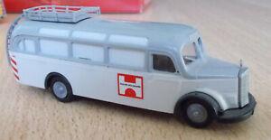 Praline Bus Mercedes Benz O 3500 Philip Holzmann 1/87