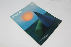 GRAPHIS GRAPHIC & APPLIED ART  N° 74 1957 [Z72-008]