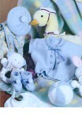 Baby BOY  knitting pattern Copy short sleeves beret and ball
