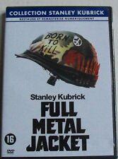 DVD FULL METAL JACKET - Matthew MODINE / Adam BALDWIN - KUBRICK - NEUF