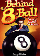 Behind the Eight Ball,New DVD, ,