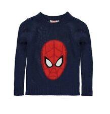 Maglione spiderman anni 3 / 4 cm 98 / 104 originale Marvel felpa