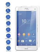Tempered glass screen protector film for Sony Ericsson Xperia Z3 Compact Genuine