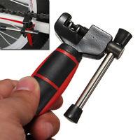 Road Mountain Bike Chains Splitter Breaker Rivet Pin Link Remover Extractor