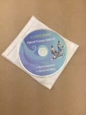 NEW 2-1 Hybrid Trainer DVD 1 & 2 & Total Body Calorie Burn Meal Planning (dvd23)