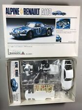 UNION 'THE MEMORIAL COLLECTIONS' ALPINE RENAULT A110 MODEL KIT MC18-1500