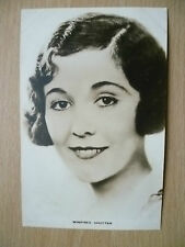 Film Actresses Postcard- WINIFRED SHOTTER (Film Weekly No.2, London)